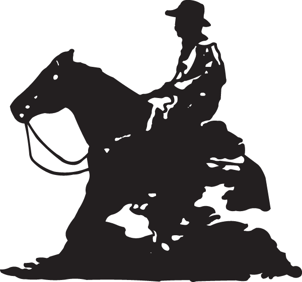 Shadow Of A Cowboy Decal City The Ultimate Decal Maker Shop