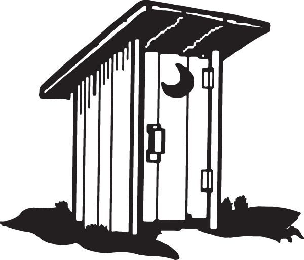 Outhouse Decal Decal City The Ultimate Decal Maker Shop
