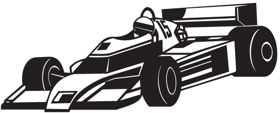 Formula One Decal