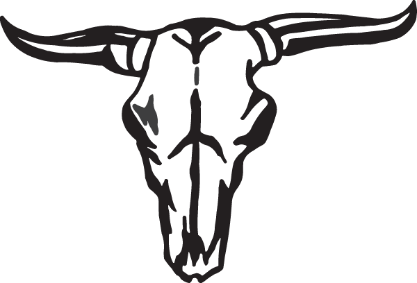 Bull Skull Decal Decal City The Ultimate Decal Maker Shop