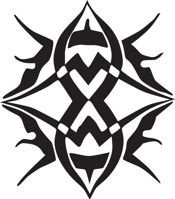 Activation Tribal Decal