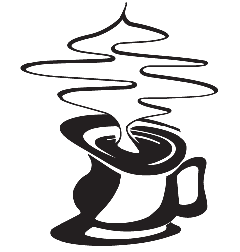 Groovy Coffee Decal