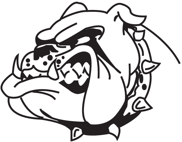 Angry Bulldog Decal