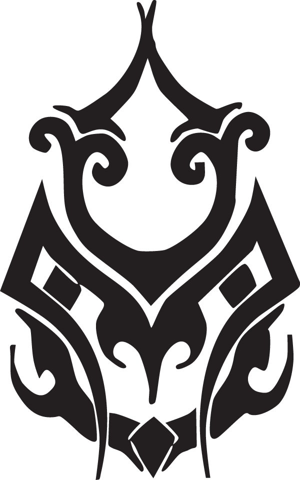 Agility Tribal Decal