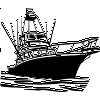 Big Aft Cabin Yacht Decal