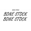 Bone Stock Decals