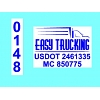 Easy Trucking Logo
