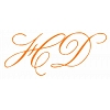 HD Monogram Decal