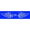 JW Wings Decal