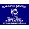 Renegade Kennels Business Lettering