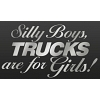 Silly Boys Decal