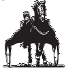 Horse Harness Racing Decal