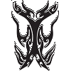 Aiyana's Branch Tribal Decal