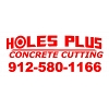 Holes Plus Concrete Cutting